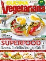 Copertina La Mia Cucina Vegetariana n.89