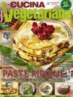 Copertina La Mia Cucina Vegetariana n.92
