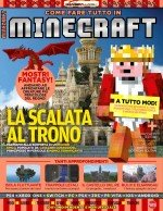 Copertina Come fare tutto in Minecraft n.17