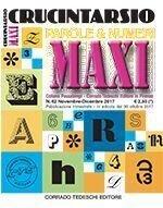Copertina Maxi Crucintarsio n.62