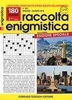 Copertina Raccolta Enigmistica n.221