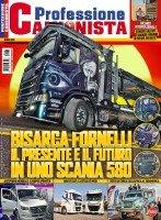 Copertina Professione Camionista n.234
