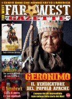 Copertina Far West Gazette n.9