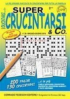 Copertina Supercrucintarsi & Co n.35