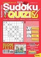 Copertina Sudoku Quiz n.18
