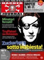 Copertina Hacker Journal n.219