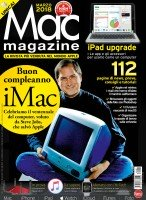 Copertina Mac Magazine n.112