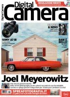 Copertina Digital Camera Magazine n.191