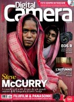 Copertina Digital Camera Magazine n.195