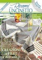 Copertina Ricami all Uncinetto n.16