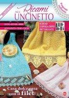 Copertina Ricami all Uncinetto n.18