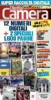 Copertina Digital Camera Magazine Raccolta Pdf n.4