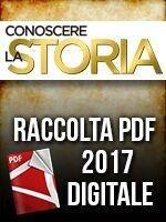 Copertina Conoscere la Storia Raccolta Pdf (digitale) n.2