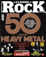 Copertina Classic Rock n.84