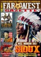 Copertina Far West Gazette n.11