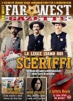 Copertina Far West Gazette n.12