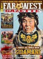 Copertina Far West Gazette n.15