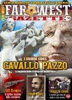Copertina Far West Gazette n.16
