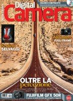 Copertina Digital Camera Magazine n.199