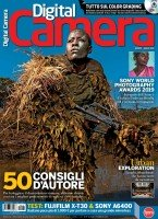 Copertina Digital Camera Magazine n.200