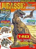 Copertina Dinosauri Leggendari n.11