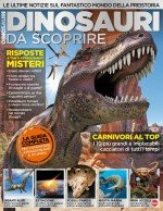 Copertina Dinosauri Leggendari Speciale  n.6