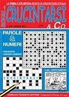 Copertina Crucintarsi & Co n.242