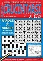 Copertina Crucintarsi & Co n.246
