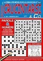 Copertina Crucintarsi & Co n.247