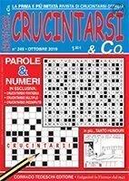 Copertina Crucintarsi & Co n.249