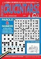 Copertina Crucintarsi & Co n.252