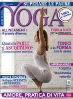 Copertina Vivere lo Yoga n.86