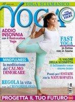 Copertina Vivere lo Yoga n.87