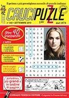 Copertina Crucipuzzle n.543