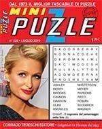 Copertina Minipuzzle n.525