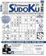 Copertina Settimana Sudoku n.700