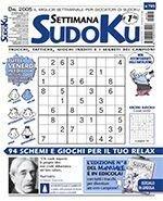 Copertina Settimana Sudoku n.705