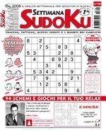 Copertina Settimana Sudoku n.718