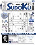 Copertina Settimana Sudoku n.720