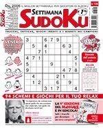 Copertina Settimana Sudoku n.728