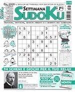 Copertina Settimana Sudoku n.732