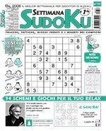 Copertina Settimana Sudoku n.737