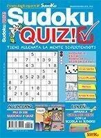 Copertina Sudoku Quiz n.21
