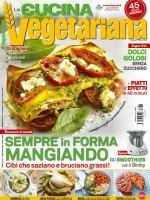 Copertina La Mia Cucina Vegetariana n.95