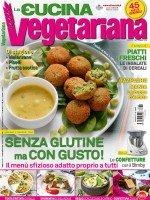 Copertina La Mia Cucina Vegetariana n.96