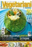 Copertina Vegetariani in Cucina n.85