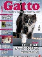 Copertina Gatto Magazine n.124
