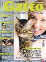 Copertina Gatto Magazine n.125