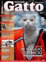 Copertina Gatto Magazine n.126