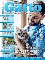 Copertina Gatto Magazine n.127